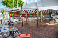 La Haima #h10 #h10hotels #hotel #hotels #haima #h10whitesuites Patio, Table Decorations, Outdoor Decor, Home Decor, Hotels, Restaurants, Lanzarote, Decoration Home, Terrace