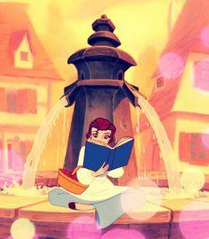 Me gusta que siempre recordara la infancia de alguien por el estilo de los dibujos animados y los colores