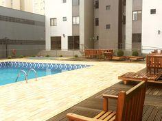 Lazer completo: piscina  | Quer conhecer? (41) 4106-7799 | Whatsapp: 9595-0002 | 9595-0003 | contato@atuais.com.br
