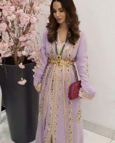 Modest Fashion, Hijab Fashion, Boho Fashion, Moroccan Caftan, Engagement Dresses, Caftan Dress, Modest Dresses, Traditional Dresses, Pretty Outfits