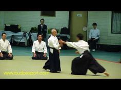48th All Japan Aikido - Endo Seishiro Shihan | http://pintubest.com
