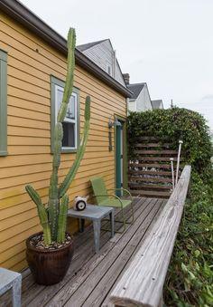 Экскурсия По Дому: Пост-Катрина Новый Орлеан Отремонтированный Дом   Квартира Терапия