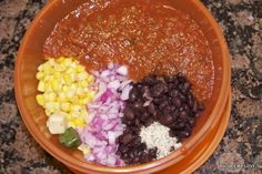 Black Bean, and Corn Salsa | Recipes We Love