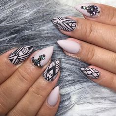 "1,901 Likes, 34 Comments - AMY│YEG  (@aymehnails) on Instagram: ""✨✨✨ Magical ✨✨✨ ━…"""