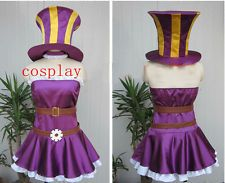 League of Legends LOL Caitlyn cosplay costume Handmade