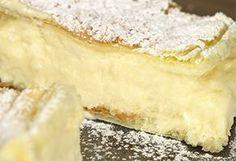Krempita – Cremeschnitten Rezept – Any Blum – Serie (party desserts cake mixes) Party Desserts, No Bake Desserts, German Baking, Cut Recipe, Slice Recipe, Baking Cupcakes, Sweet Cakes, Cheesecake Recipes, No Bake Cake