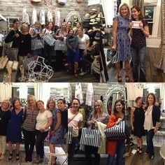 Private party for Sunnyside School at our Noe Valley Ambi! Fun times! Contact JulieRhodes@ambiancesf.com to book your free of charge private party. We provide the food, drinks and discounts, you bring your friends & shop till you drop w/ our superb customer service!