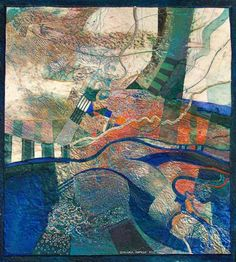 Rye Society of Artists - Brenda Harthill Collagraph Printmaking, Printmaking Ideas, Abstract Landscape, Abstract Art, Textures Patterns, Indian Patterns, Beauty In Art, Alcohol Ink Painting, Print Artist