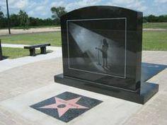Grave Marker- Freddy Fender (1937 - 2006)
