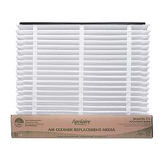 Aprilaire 213 Air Filter for Air Purifier Models 1210, 2210, 3210, 4200, 2200; Pack of 2 - Air quality matters. That's why you trust Aprilaire to keep your home environment safe for you and your family. This genuine Aprilaire 213 Air Filter Replacement is rated MERV 13. That means it makes the air in your home fresh and healthy so your family can breathe easy. It's proven to prevent 93...