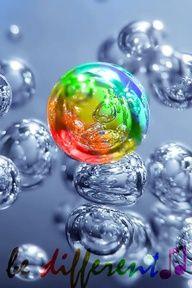 Bubbles~RAINBOW BUBBLE