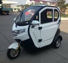 2016 Type electric closed trike for passenger