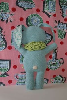 free bunny pattern....