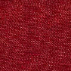 ANICHINI Fabrics | Kanishka 39 Hand Loomed Silk - a red silk fabric