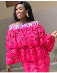 African Lace Styles, African Lace Dresses, Latest African Fashion Dresses, African Dresses For Women, African Print Fashion, Africa Fashion, African Attire, African Wear, Ankara Skirt And Blouse