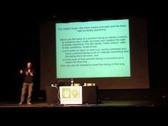 Stijn Bruers: The Moral Hand at IARC 2013 Luxembourg - YouTube