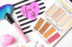 The new HIGHLIGHT and contour palette from the Balm Cosmetics is HERE! if you loved The Balm's Original Highlights you will love these!