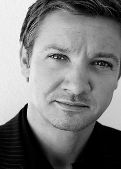 Jeremy Renner--- I never saw this one coming. Jeremy is the mean guy you love to hate....but still cute!