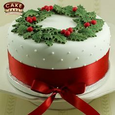 A Christmas cake may be light or dark, crumbly-moist to sticky-wet, shaped round, square or oblong as whole cakes, cupcakes, with icing with sugar or plain. For more variety of ‪#‎Christmas‬ ‪#‎cakes‬ available in ‪#‎Cakepark‬ ‪#‎Christmascakes‬ ‪#‎Photocakes‬ ‪#‎Birthdaycakes‬ For more: www.cakepark.net Call us: +91-44-4553 5532