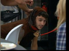 Ian's in the doghouse Big Brother, Big Brother show, Big Brother 14, HOH, POV, BB14
