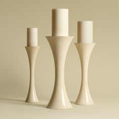Rose Tarlow ~ faux ivory finish to use on dining chairs
