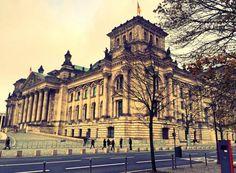 Reichstag Berlim: O Parlamento