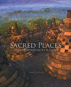 Sacred Places ~ this book makes me want to visit all the awe-inspiring places. It's like my virtual travel guide!