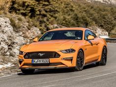 2018 Ford Mustang GT Facelift