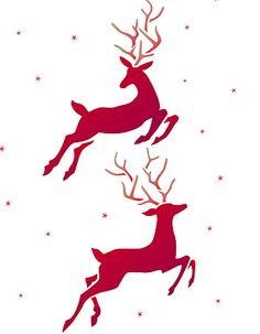 Christmas Stencils, Christmas Vinyl, Christmas Projects, Christmas Tables, Nordic Christmas, Modern Christmas, Drawing Stencils, Deer Drawing, Christmas Drawing