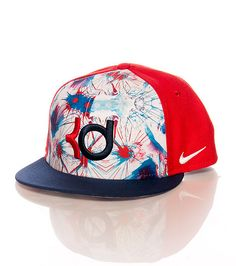 3a9f0b281c4 NIKE 4TH OF JULY KEVIN DURANT SNAPBACK-qCcUhUTv Red Accessories