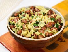 Quick Jamaican Red Beans & Rice