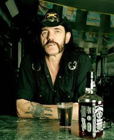 Lemmy Kilmister, founding member and singer in British heavy metal band Motörhead, lived as loudly as he played