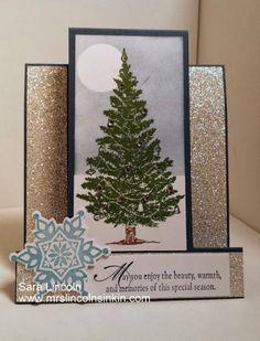 Step Card Christmas Card