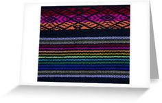 Mexican Colorful Textiles by cynthiacabello