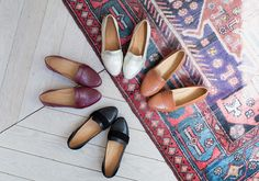 Mocassins Mayfair - Lookbook Automne Hiver - www.sezane.com #mocassins #mayfair #lookbook #sezane