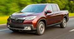 2018 Honda Ridgeline Priced From $29630 Adds Two New Color Choices