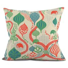Littlephant Decoration Cushions by: Littlephant by Camilla Lundsten -