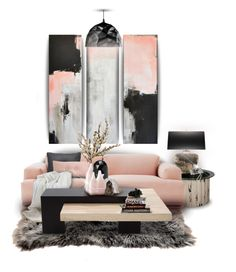 """Focally Yours~Twisted Edition"" by kearalachelle ❤ liked on Polyvore featuring interior, interiors, interior design, home, home decor, interior decorating, Muuto, WALL, Olsson and Michael Aram"