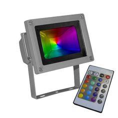 Projecteur LED RGB 10 W