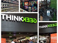 Retailing Today: ThinkGeek opens first physical stores | The Center of Shopping