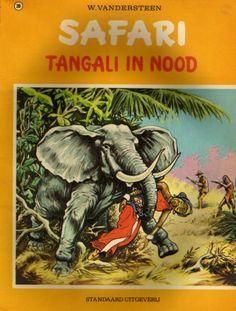 Willy Vandersteen - 20 Tangali in nood – Safari Comic Book Heroes, Comic Strips, My Childhood, Safari, Youth, Christian, Memories, Comics, Van