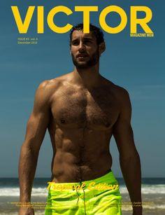 Franco Noriega por Jeff Segenreich para VICTOR Magazine