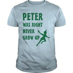 PETER WAS RIGHT T-SHIRTS, HOODIES, SWEATSHIRT (19$ ==► Shopping Now)