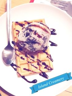 #waffle #icecream #delicious #yummy #sweettooth #dessert