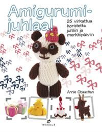 Booktopia has Happy Cute, 25 Amigurumi Gifts to Celebrate Special Occasions by Annie Obaachan. Buy a discounted Paperback of Happy Cute online from Australia's leading online bookstore. Knitting Books, Crochet Books, Crochet Gifts, Diy Crochet, Book Crafts, Yarn Crafts, Cute Presents, Crochet Animals, Doll Toys