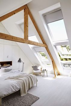 Bedroom Inspiration - White + Texture (via Bloglovin.com )