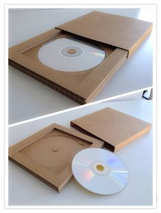 FLIP&SLIDE CD case. If you want to customize a good-looking CD ...