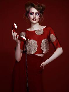 Thairine Garcia de Nicole Heiniger pour Trailer Magazine #1 #myfashionlove #mode #attitude #TrailerMagazine www.myfashionlove.com