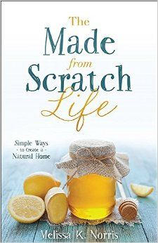 The old-fashioned jam and jelly recipes without store bought pectin are a must have! I love all the recipes in this one! Plus, troubleshoot common gardening problems with natural solutions, improve your family's health with natural cooking and cleaning methods. *affiliate link