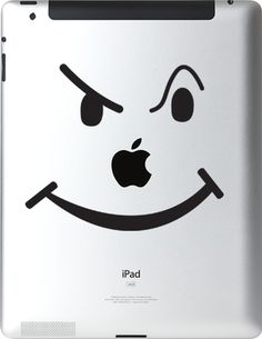 Ipad decals: Cool-Aide